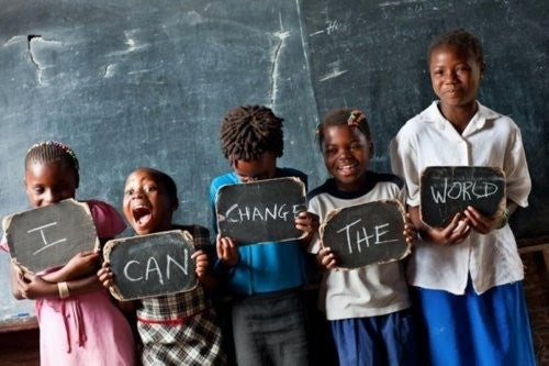 How to Change the World on a Budget