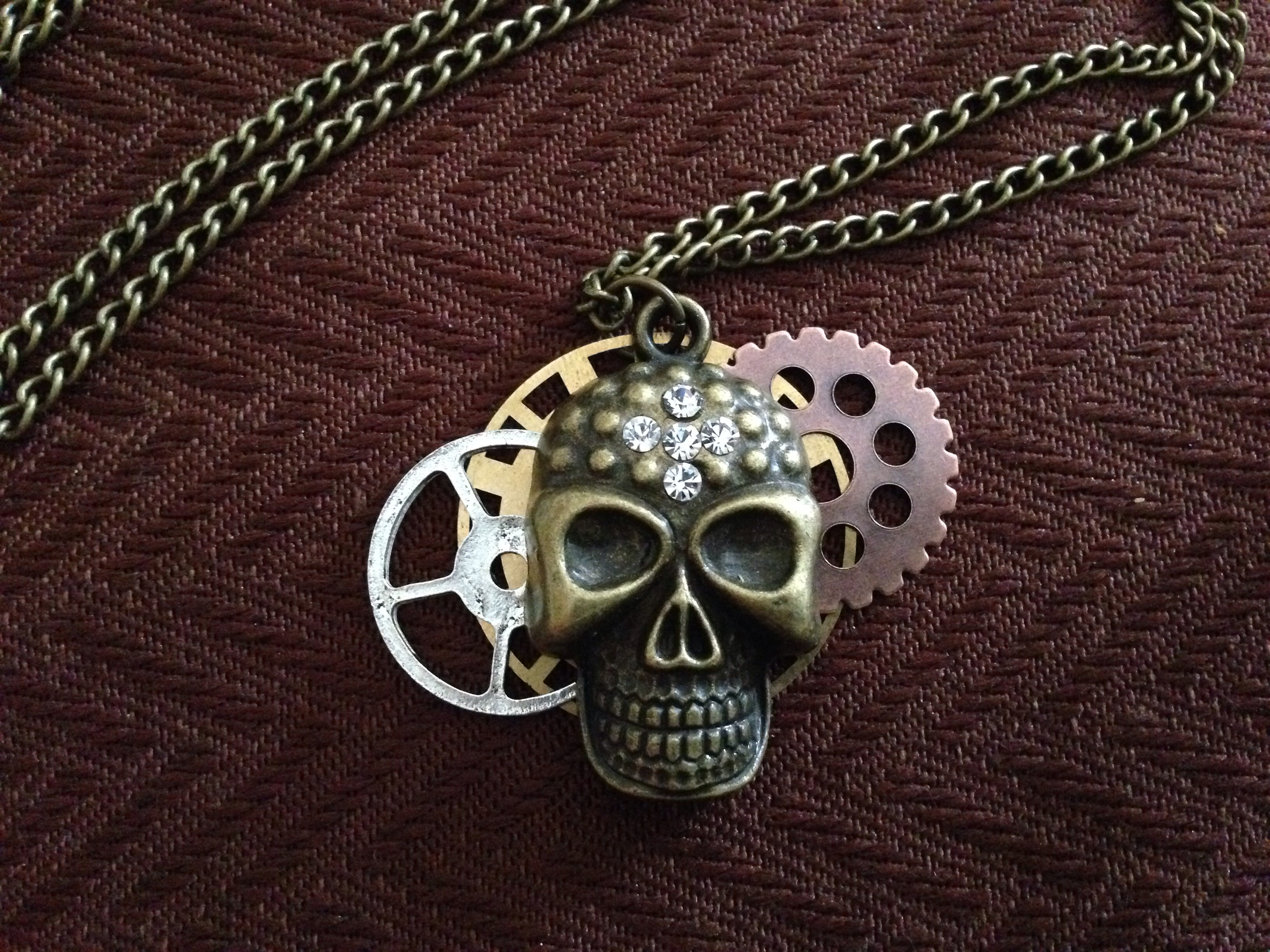 Picture of SteamPunk Necklace