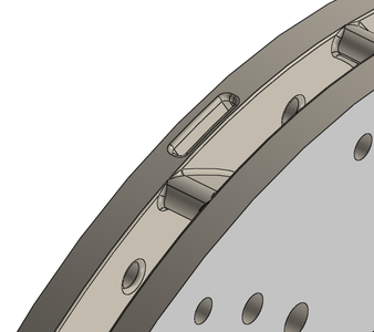 Second Friction Plate