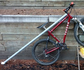 How to Make a Wheelie Bar for Bikes