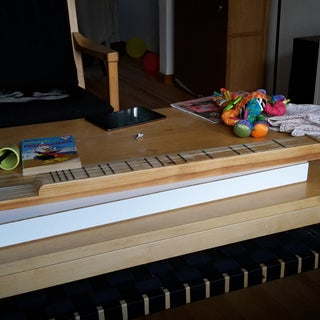 How to Make a Dulcimer Without Power Tools