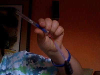 Into the Pen Body