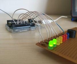 Arduino Ghost (EMF) Detector