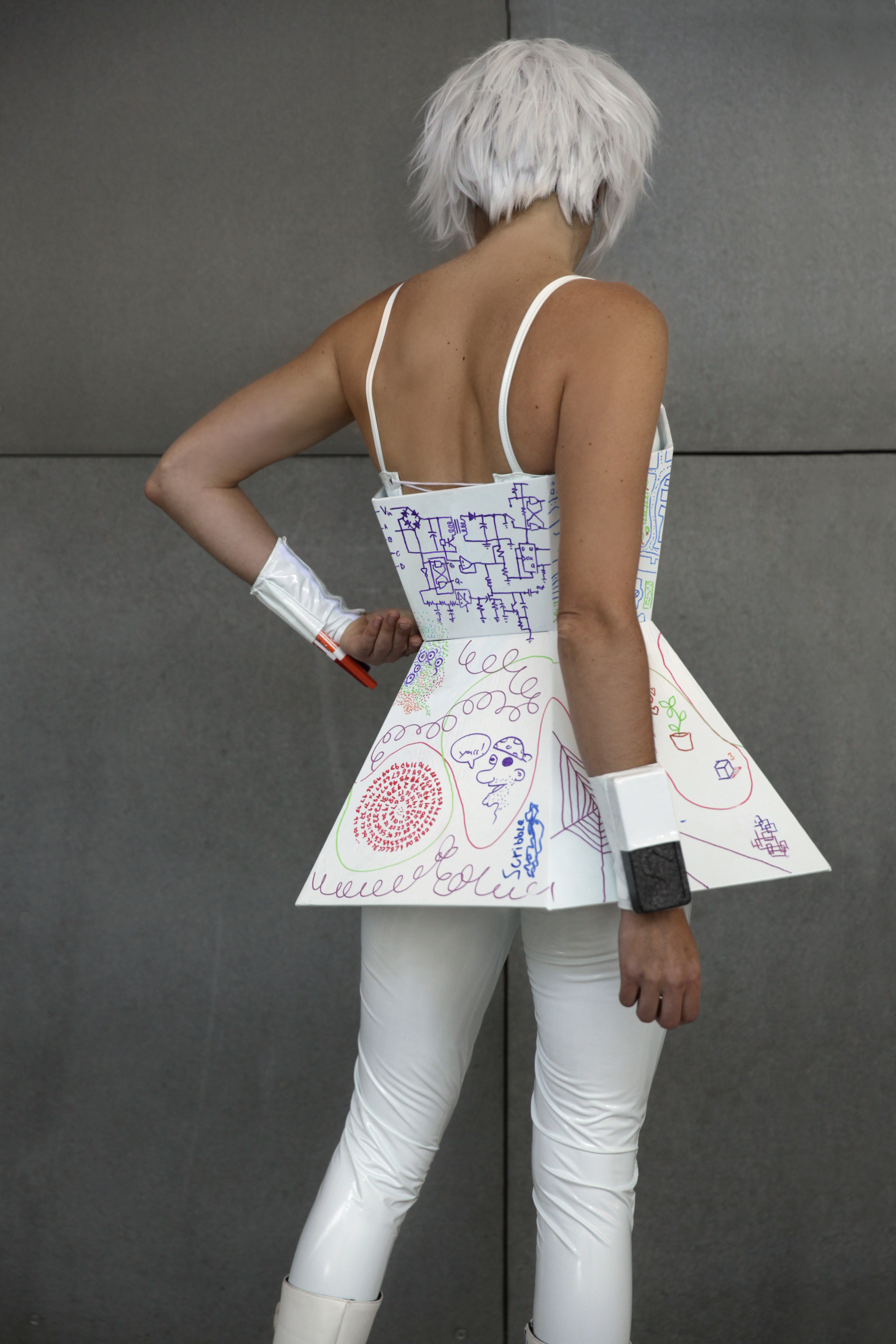 Picture of Whiteboard Costume