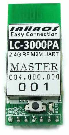 Picture of 2.4G M2M RF UART Module Debugger User Guide