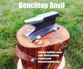 Make a Benchtop Anvil
