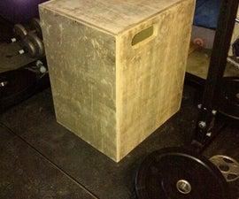 Plyo Box Build