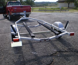 Make a Pair of Bunk Glides for Your Boat Trailer
