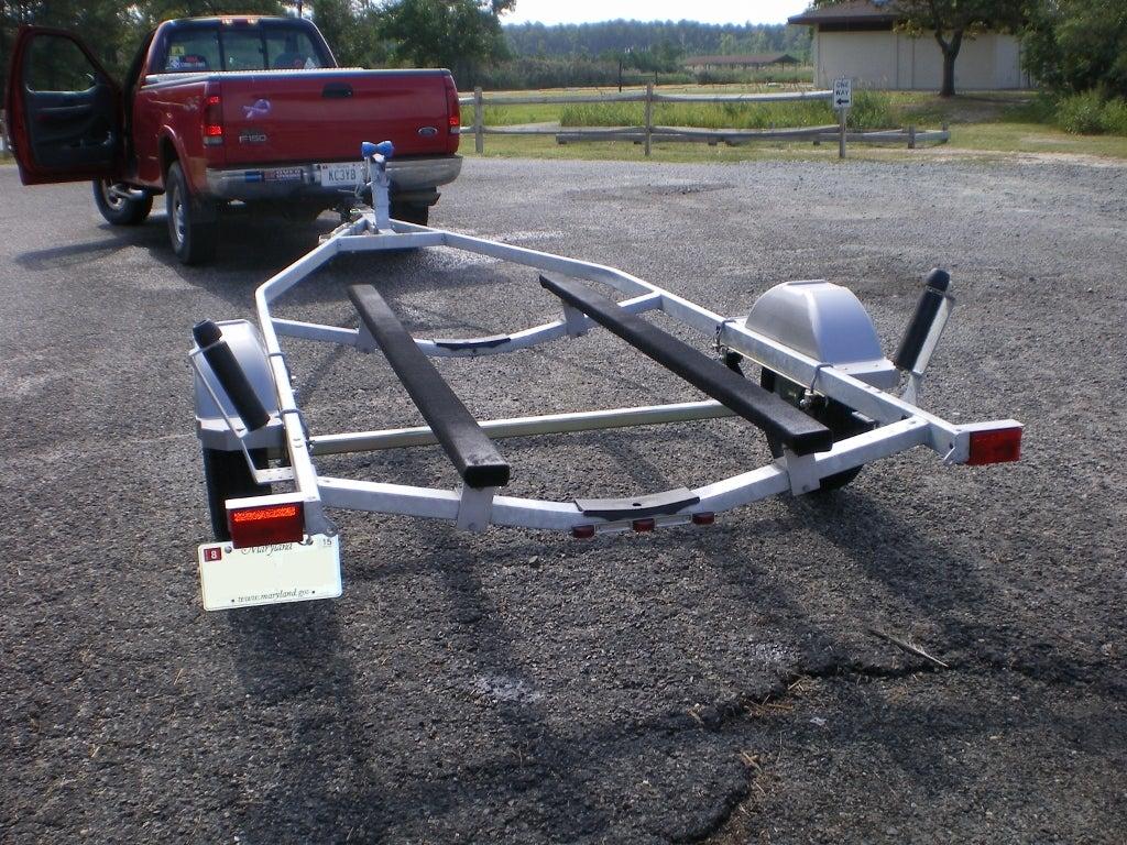 karavan trailer wiring diagram custom make a pair of bunk glides for your boat    trailer    4 steps  make a pair of bunk glides for your boat    trailer    4 steps