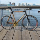 Building a Carbon Fibre Bamboo Bicycle From Scratch