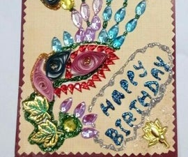 Make an Attractive Greeting Card From Scratch