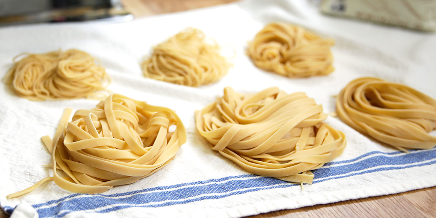 Free Online Pasta Making Class - Instructables