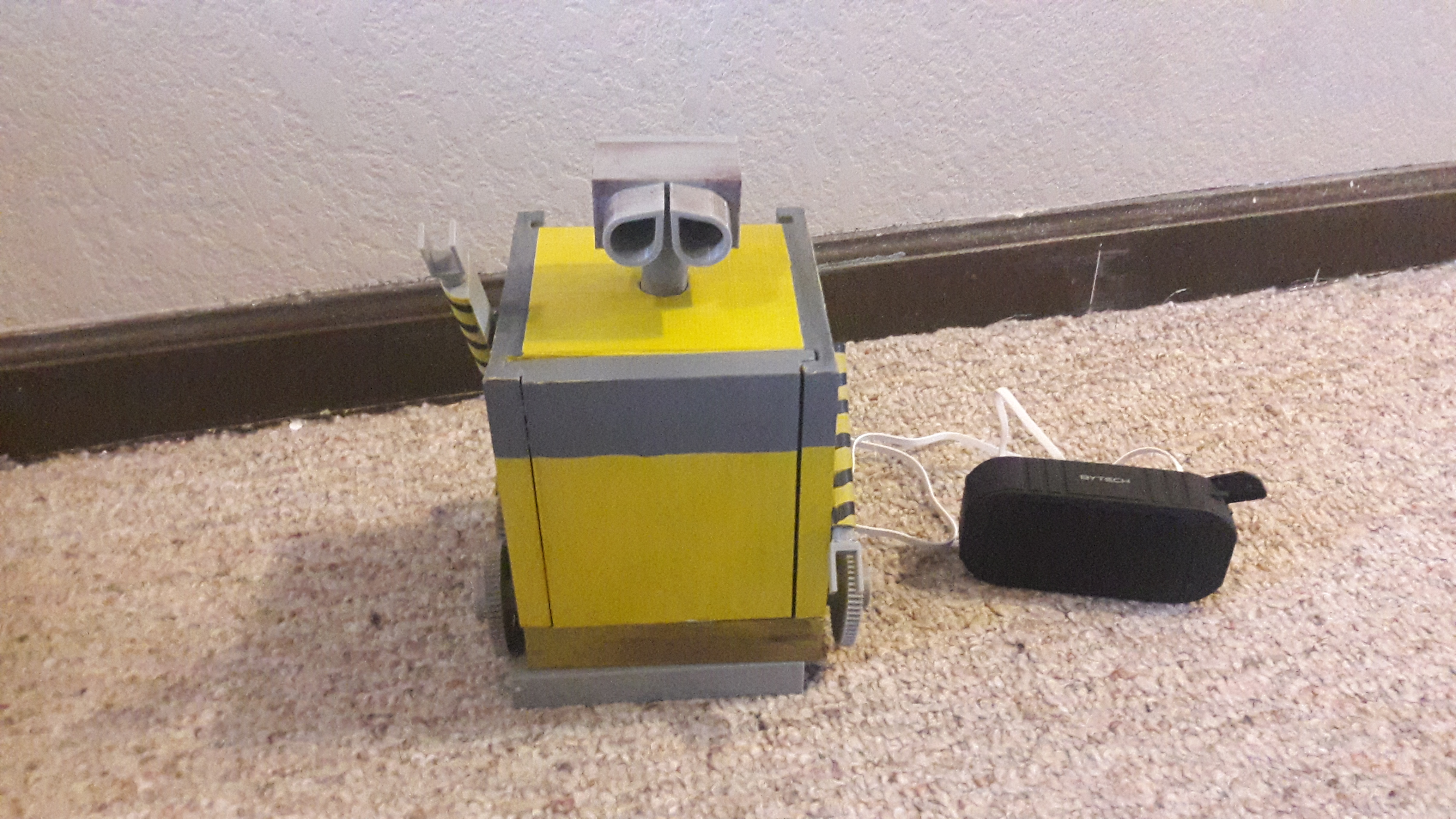 Picture of Wall-E Arduino Audio Project