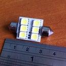 Festoon Bulb Adapter