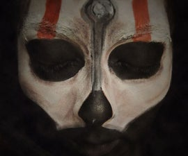 Darth Nihilus Make Up