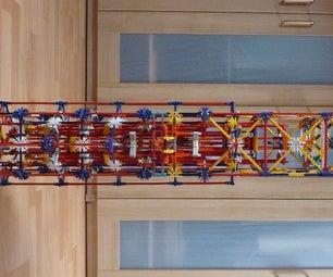 Tube Claw Lift, a Knex Ball Machine Lift