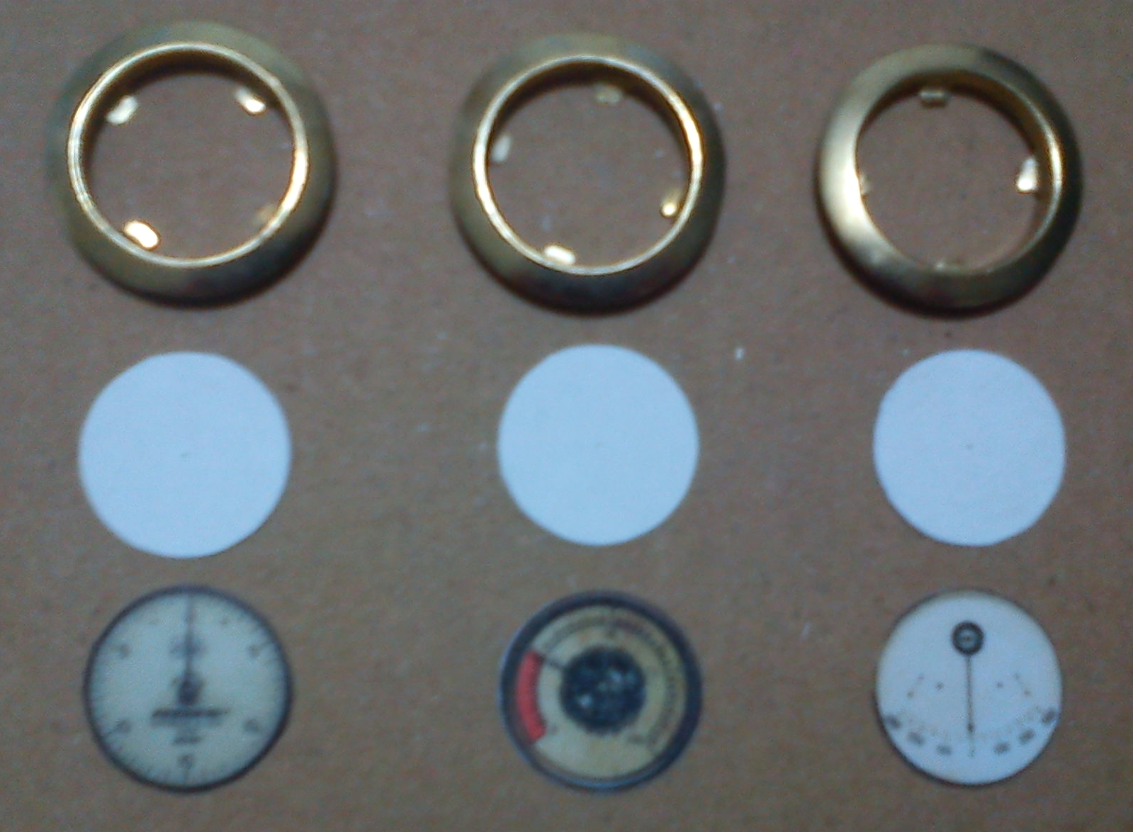 Picture of Ornamental Fixed Gauges