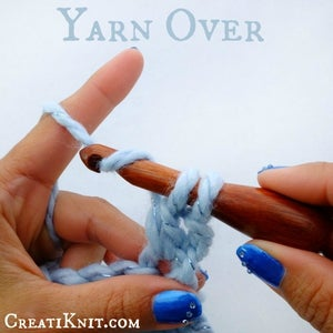 Yarn Over One Final Time