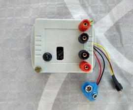 Simple 4-20mA Calibrator