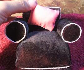 How To Make Miniature Sofa for Dollhouse.