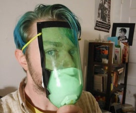 DIY Gas Mask
