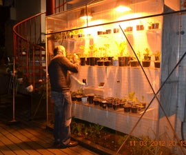 Greenhouse Project