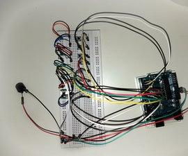 Arduino | Pushbutton Piano With Piezo Speaker