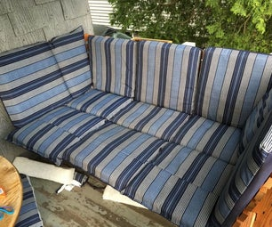 The Porch Couch