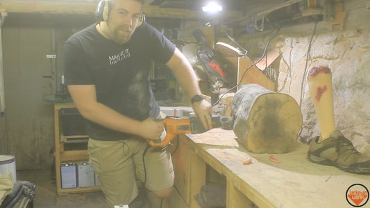 Materials and Preparing for the Lathe