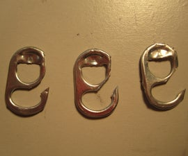 Turn a Can Tab into a Survival Fish Hook