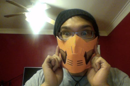 Mask and Hood