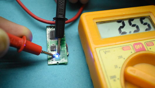 Replacing the LED Indicator