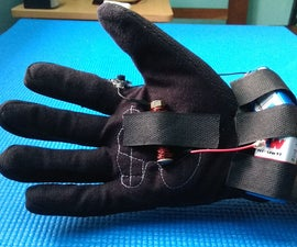 Electromagnetic Glove