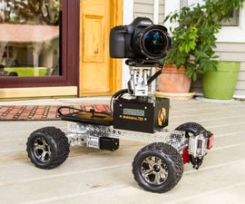 Time Lapse Rover for EMotimo TB3