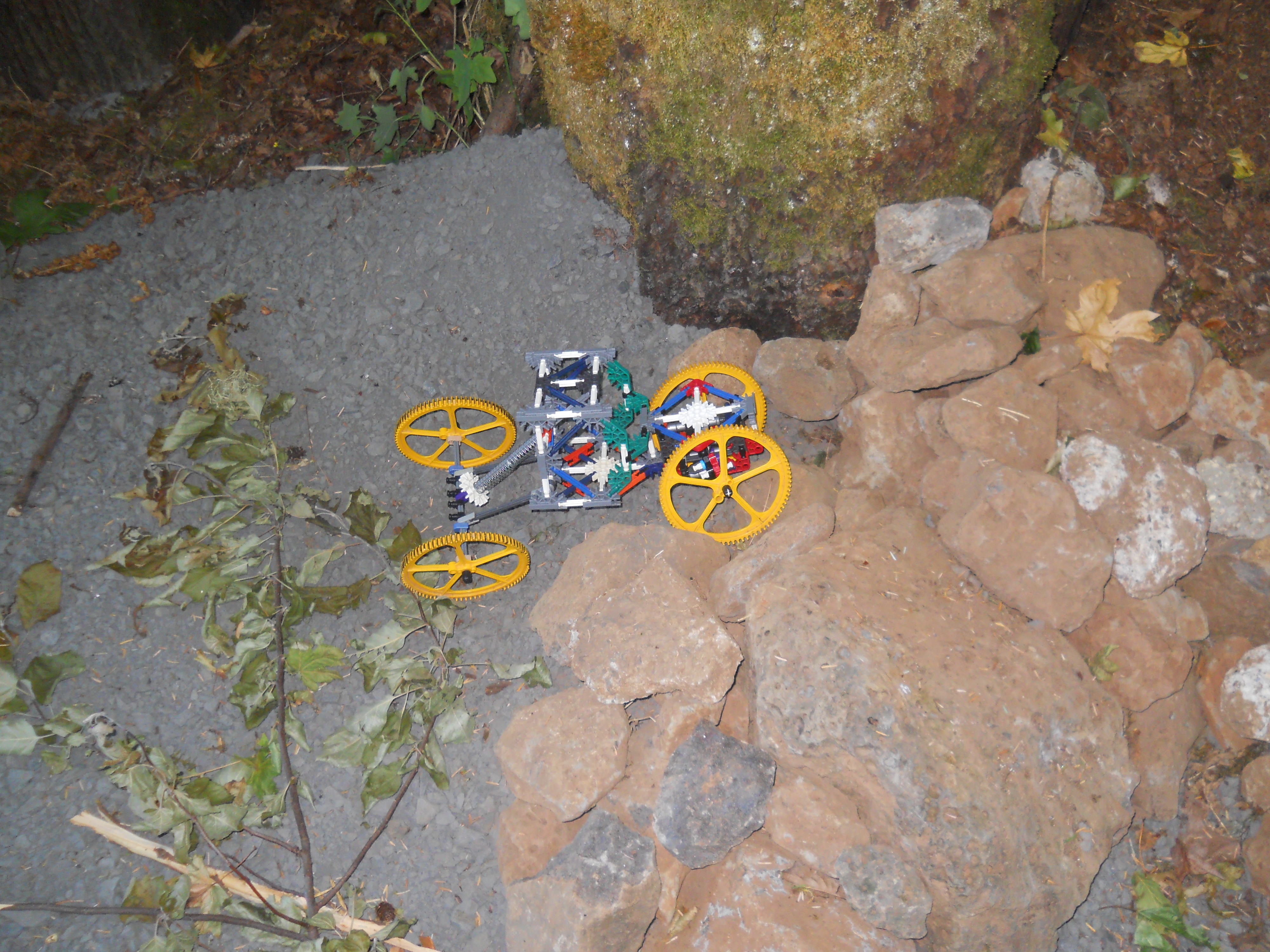 Picture of Knex Rock Bouncer