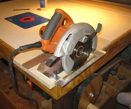The Square Cut Saw Track