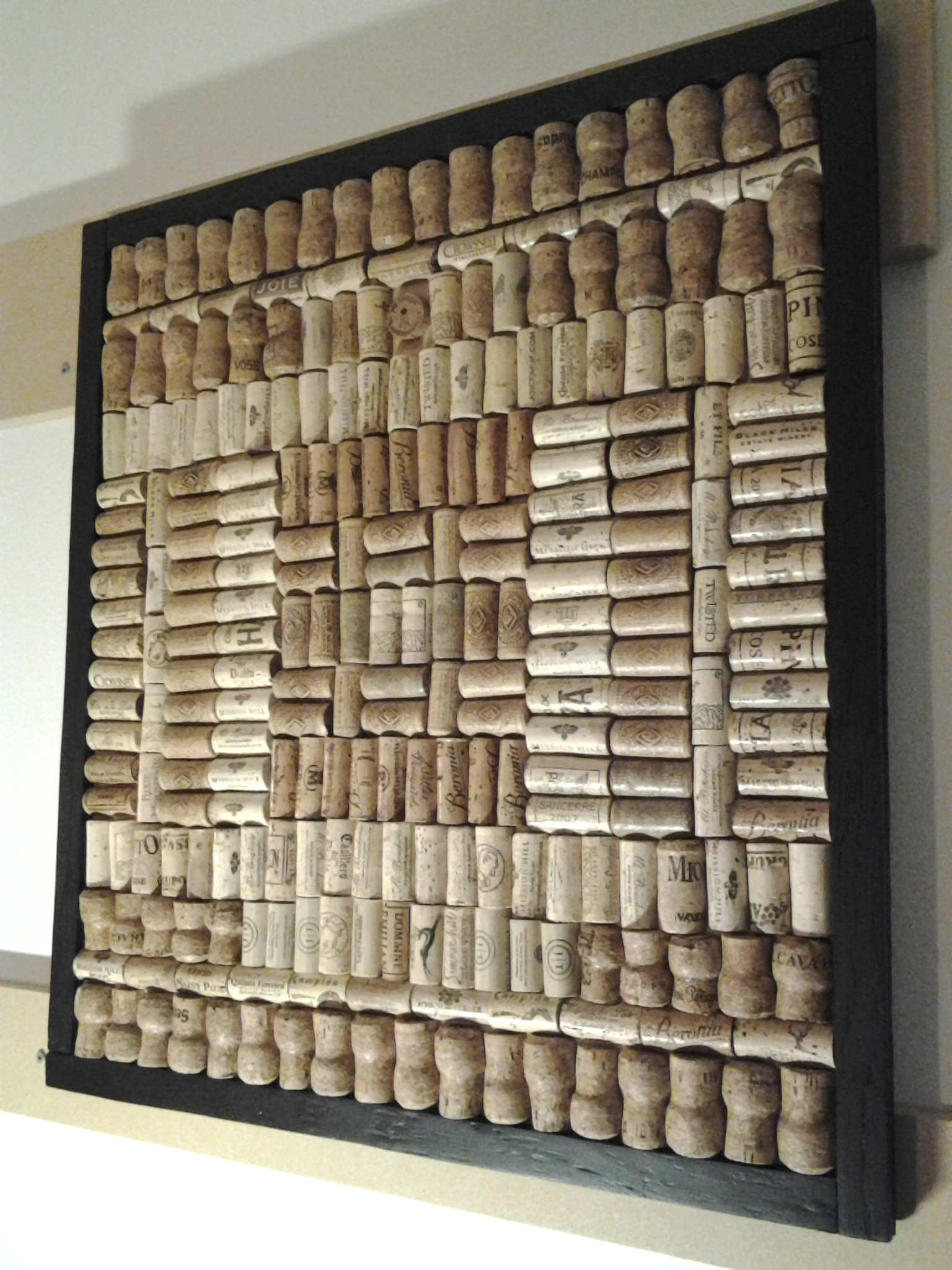 diy wine cork board recycle and upcycle 4 steps with pictures