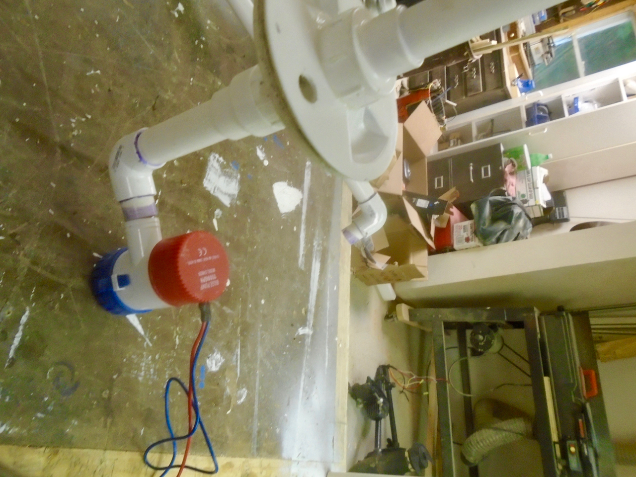 Picture of Bilge Pump Assembly