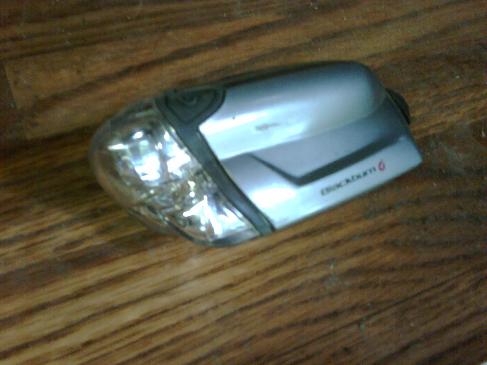 Picture of Blackburn Quadrant Bicycle Headlight Fix
