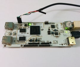 Getting started with pcDuino