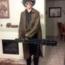 Zombie Hunter costume