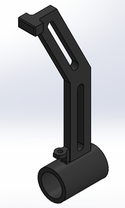 Components Designed in Solidworks