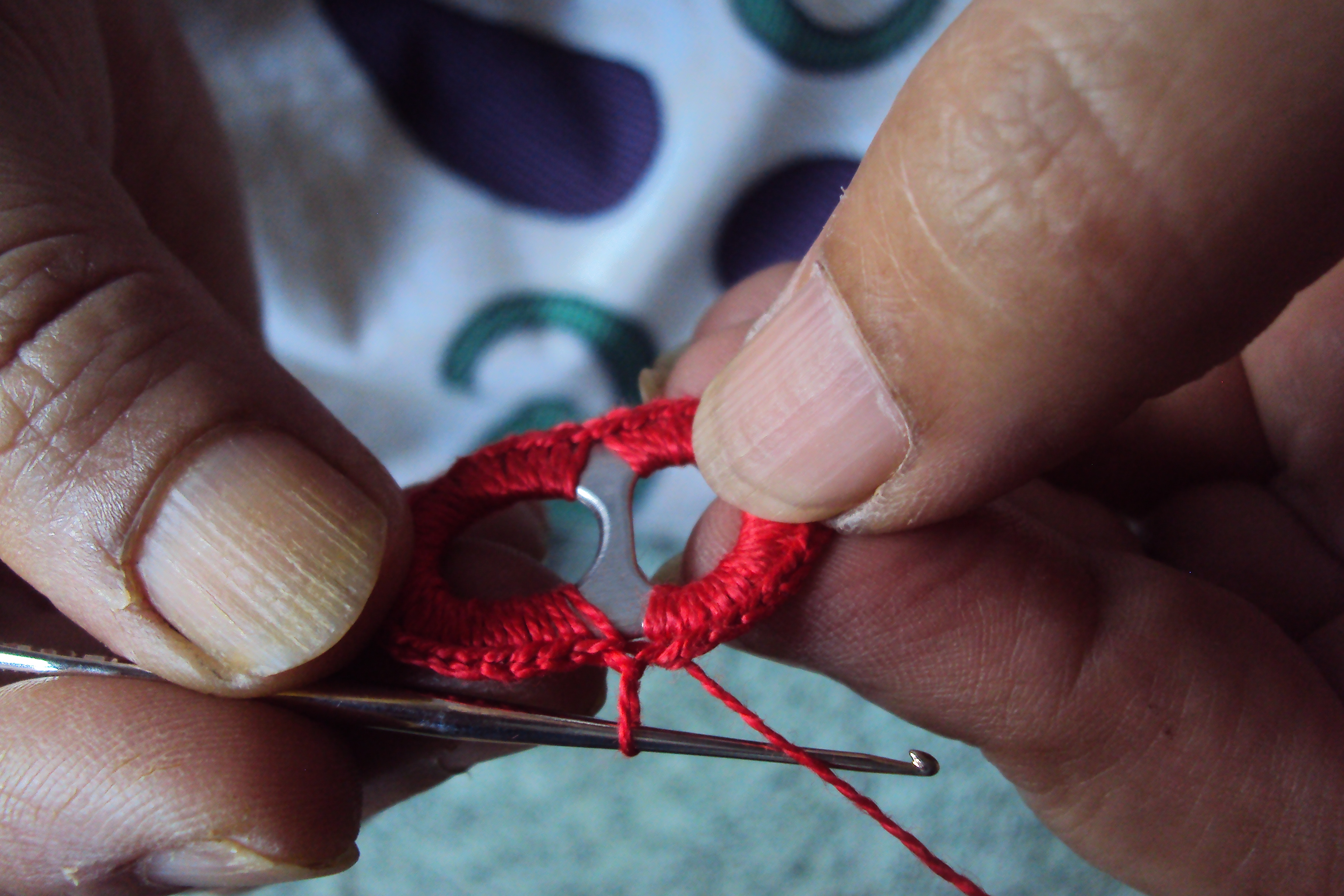 Picture of BEGIN WITH SINGLE CROCHET...