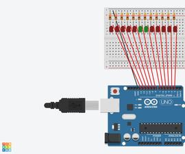 Arduino LED Chaser
