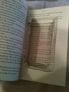 Hidden Compartment  Book