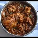 Chettinad Chicken Gravy