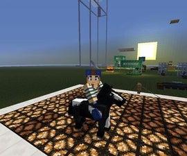 Minecraft Disco Floor
