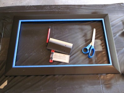 Painting the Frame