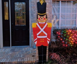 Christmas Toy Soldier Standiee