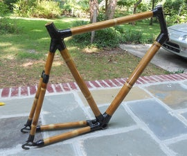Build a Bamboo Bicycle (And Light it up!)